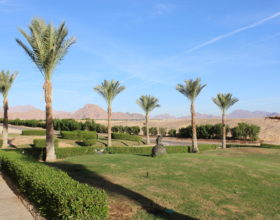 Sharm-el-Sheyh Panorama Naama Heights Vozle tsentralnogo vhoda