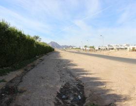 Sharm-el-Sheyh Doroga k gostinitse Panorama Naama Heights