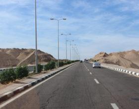 Sharm-el-Sheyh Doroga v staryiy gorod