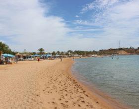 Sharm-el-Sheyh Plyazh vozle starogo goroda