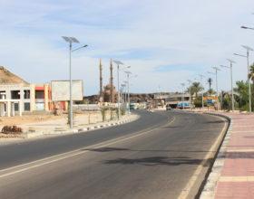 Sharm-el-Sheyh Doroga v starom gorode