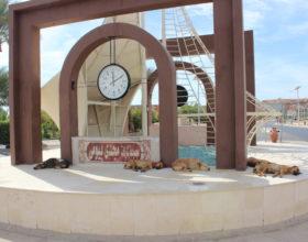 Sharm-el-Sheyh Staryiy gorod Chasyi