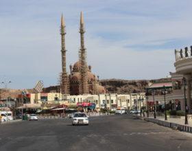 Sharm-el-Sheyh Staryiy gorod Mechet