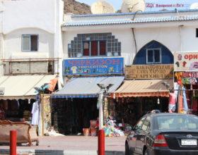 Sharm-el-Sheyh Staryiy gorod ryinok