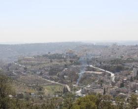 Izrail.Gorod Ierusalim