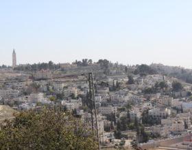 Izrail. Ierusalim s vyisotyi