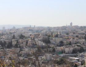 Izrail. Ierusalim gorod raznyih epoh