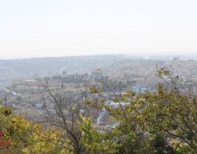 Ierusalim. Kupol Hrama Skalyi