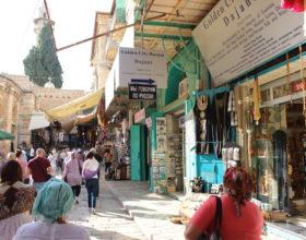 Ierusalim. V gorode