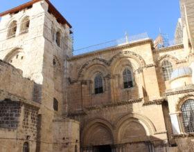 Ierusalim. Hram Groba Gospodnya