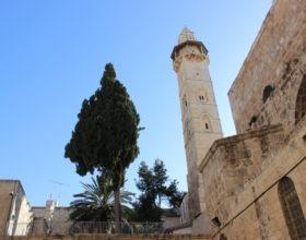 Ierusalim. Mechet Omara