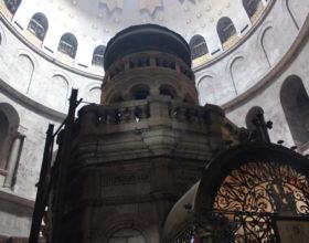 Ierusalim. Hram Groba Gospodnya Kuvukliya