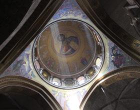 Ierusalim. Hram Groba Gospodnya, rospis Hrama