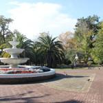 Площадь перед Летним театром Сочи