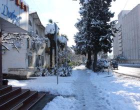 Улица Донская в сторону мясокомбината