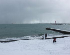 Фото на память о зимнем Сочи