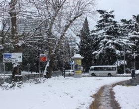 Выезд с улицы Поярко на Курортный проспект