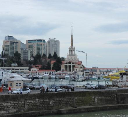 Morskoy port Sochi